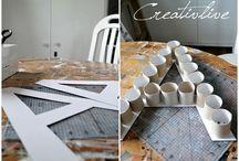 Papierrollen Ideen
