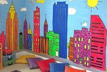 decori murali
