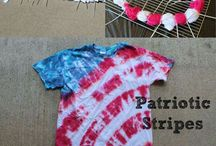 Fabric Dye / Tie dye, batik, natural dyes