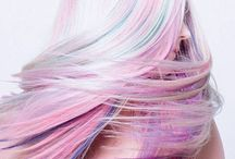 3 Bright Hair Colour Styles