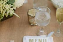 *Wedding Ideas* / Lots of wedding ideas including ceremony, centerpieces, reception and more!
