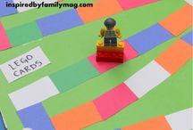 Homemade Lego land game