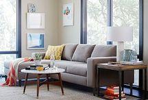 Living Room Re-do / by Kellie Rose Friedman