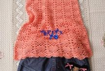 Crochet clothes / by Becky Schelle