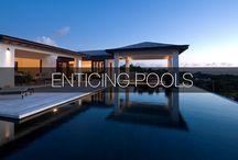 Enticing Pools / Take a dip! - enticing swimming pools on the Platinum Coast