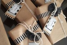 it's a Wrap..  gifting and packaging ideas / Gift ideas,  parcels,  gift hampers,