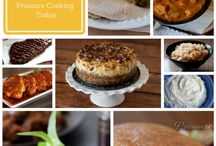 pressure cooker recipes / by Anna Carner