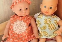 doll making / by Fran Walz