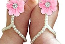 Baby Jewelry Gifts / Parents of young infants, aunties and grandparents and friends love to give gifts of baby jewelry to little baby girls. Gold necklaces, bracelets, bangles and earrings are some ideas. Pink fluffy shoes are items that are great for pics. Baby boys also like some gifts of body jewelry.