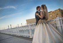 """Nuestras bodas L'ATELIER TUDELA / """"Gracias por compartir con nosotros vuestros mejores momentos"""". Ese es nuestro lema en boutique L'ATELIER TUDELA.  Vivimos momentos muy intensos y muy emotivos cuando vestimos a una familia para una boda. Estos son algunos de los recuerdos que nos dejan ..."""