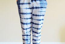 schiborimønster på bukser