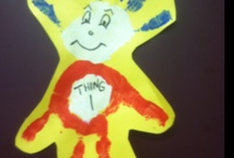 Dr Seuss birthday / by Lindsey Mann Grant
