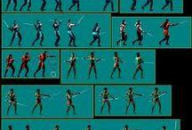 PongJutsu: Animation