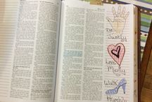 Micah Bible Journaling