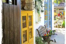 porch / by Cafecito Williams