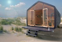 Eco Homes / Ideas for sustainable living and homes for everyone.