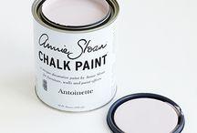 Antoinette Chalk Paint® decorative paint by Annie Sloan