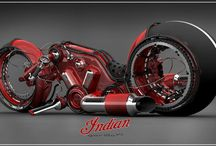 Mumma needs to have this / Motorcycle/cars of significant wow factor