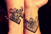 Tattoo for two!
