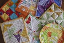 Quilts - Mug Rugs & Coasters