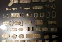 byzantine Belt buckles