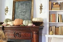 ~ Elegant autumn decor