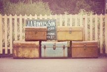 obsessed with suitcases / by Lundyn Briggs