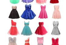 Formal Things / Formal dresses, make-up, hair, etc...