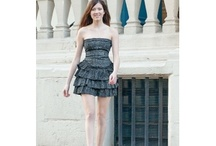 Oude collectie / The dresses from www.ilovedresses.nl