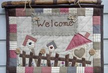 welcome quilts / by Patty Hanssens