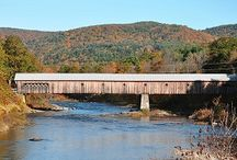 Covered Bridges / by Vicki Vares