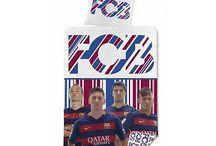 FC Barcelona / Dekbedovertrekken, rugzakken, etuis en allerlei andere mooie back to school artikelen van de populaire voetbalclub FC Barcelona.