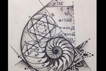Tattoos mit heiliger Geometrie
