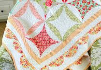 Quick Curve Ruler Quilts / by Lori Marchbanks