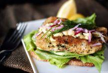 Food - Fish & Seafood / by Sarai Stine