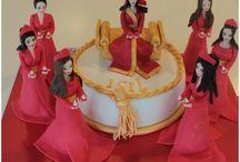 düğün nişan pastaları