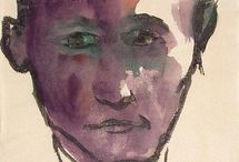 Emiel nolde portretten