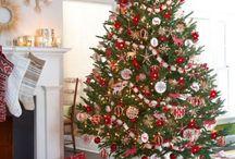 scandi christmas decorations