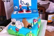 Birthday Cakes the Kids Like