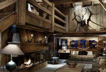 Σπίτια ξύλινα