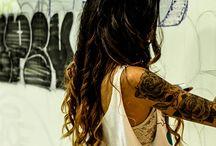 Tattoos  / by Devan Bombard