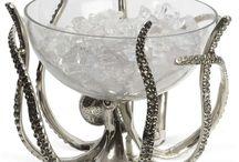 Trend Alert: Elegant Octopus Tableware
