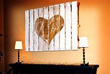 home decor ideas / by Kristen D'Amico