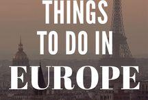 Europa road trip