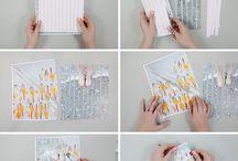 Красота из бумаги