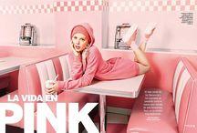 Katty Trost for Cosmopolitan Spain