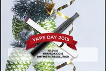 #VapeDay2015 / by Mistic Ecigs