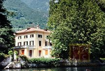 Luxury Villa for Rent At Lake Como, Italy / This board offers you a collection of pins of luxury villas at lake Como. Check them out for exploring beautiful locations to rent villas at Lake Como. You can contact The Real Agents dealing with those properties at +39 3394817794 or Drop a Mail info@propertyatlakecomo.it