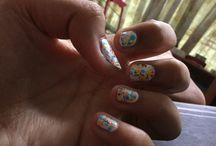 I ❤️ nail art / Creative and fun nail art designs for you . Easy to do nail art designs