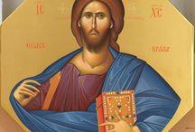 Icons Fr. Ilie